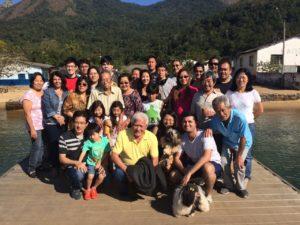 Família do Seu Tarumasa Tonaki